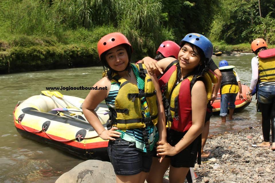 Rafting Progo Atas Magelang Sungai Elo Harga Arung Jeram Lokasi