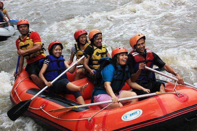 Rafting Serayu River Arung Jeram Magelang Jogja Paket Sungai Dulu