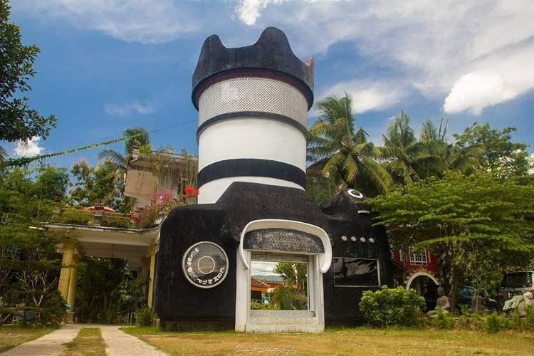 13 Tempat Wisata Magelang Kekinian Eksplore Rumah Kamera Kab