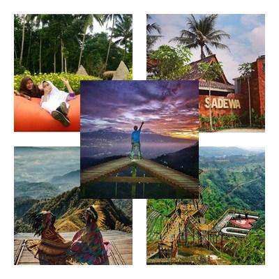 17 Obyek Wisata Instagramable Magelang Wajib Kamu Kunjungi Kabupaten Foto