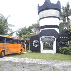 Camera House Borobudur Magelang Paket Wisata 2018 Prapanca Rumah Kamera