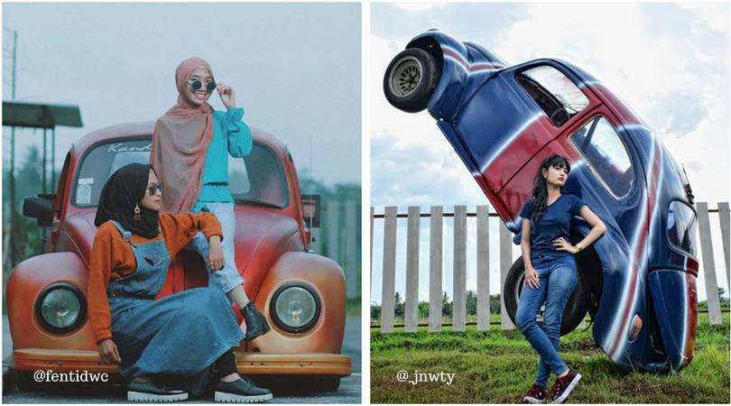 Junkyard Auto Park Destinasi Hits Magelang Mobil Rongsokan Jadi Spot