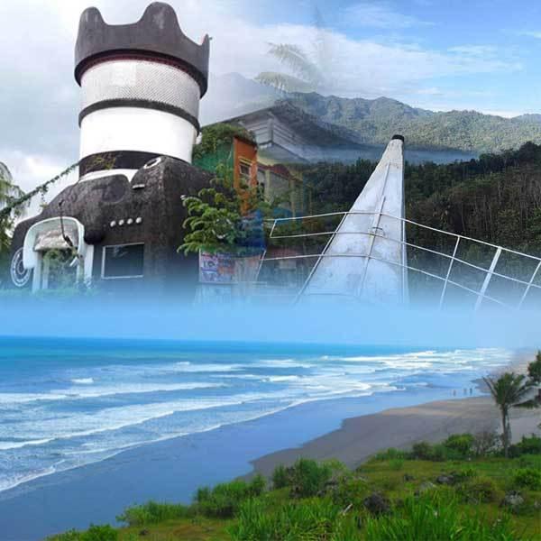 Paket Wisata Pantai Jogja Magelang 3d2n Visit Rumah Kamera Kab