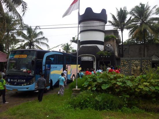 Rumah Kamera Borobudur Magelang Indonesia Review Kab