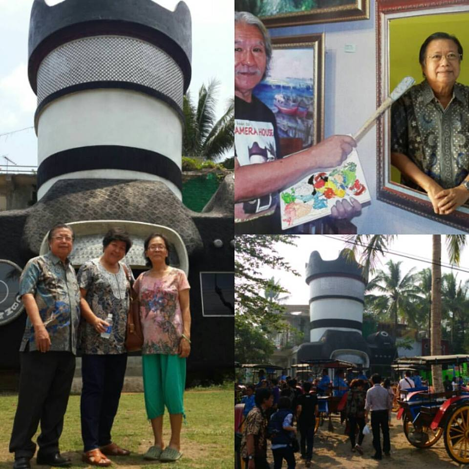 Rumah Kamera Borobudur Wisata Magelang Omah Borobudur2 Kab