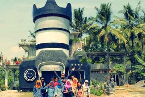 Rumah Kamera Mytrip123 Kab Magelang