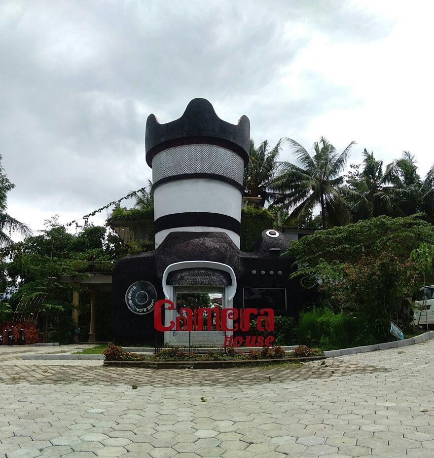 Rumah Kamera Surganya Foto 3d Borobudur Magelang Dinas Kab