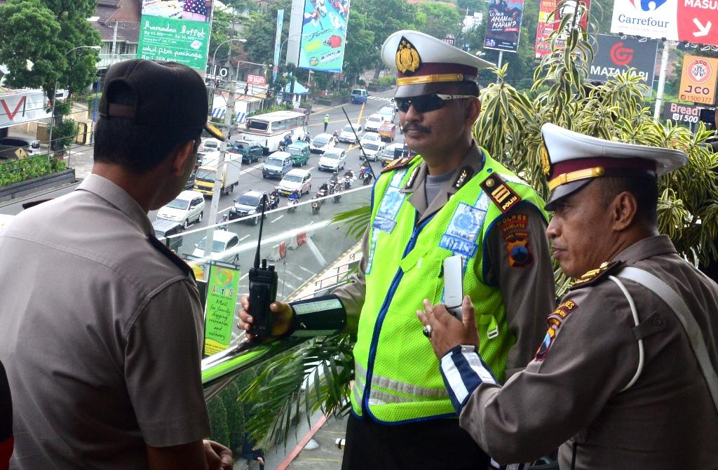 Satlantas Polres Magelang Pasang Cctv Titik Rawan Kemacetan Mertoyudan Kabarmagelang