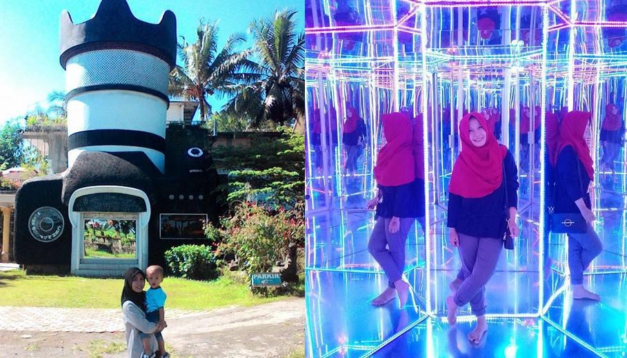 Wisata Hore Daftar Tempat Magelang Hits Update Rumah Kamera Camera