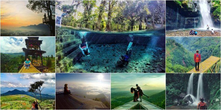 34 Tempat Wisata Hits Magelang Indopiknik Sendang Maren Kab