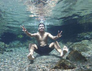 5 Spot Underwater Magelang Sebening Tatapan Pevita Ngetripyuk Satu Berada