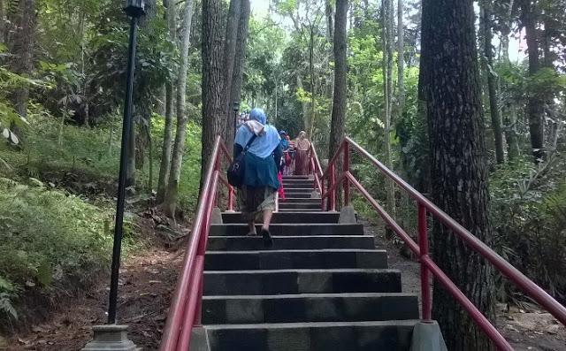 71 Tempat Wisata Magelang Sekitarnya Indah Bukit Tidar Sendang Maren