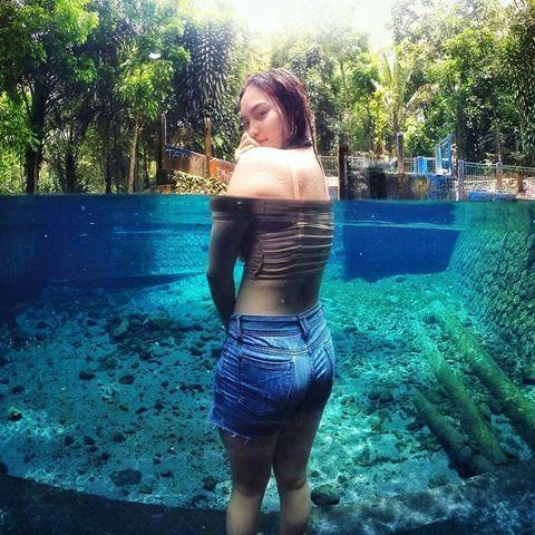 Images Main Instagram Photo Amboreynaldi Beningnya Air Sendang Maren Kaca