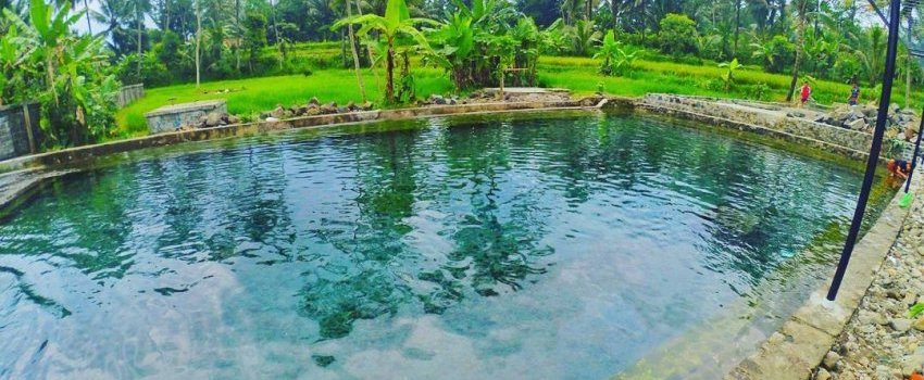 Jernihnya Air Sendang Mudal Dusun Butuh Kulon Magelang Maren Kab