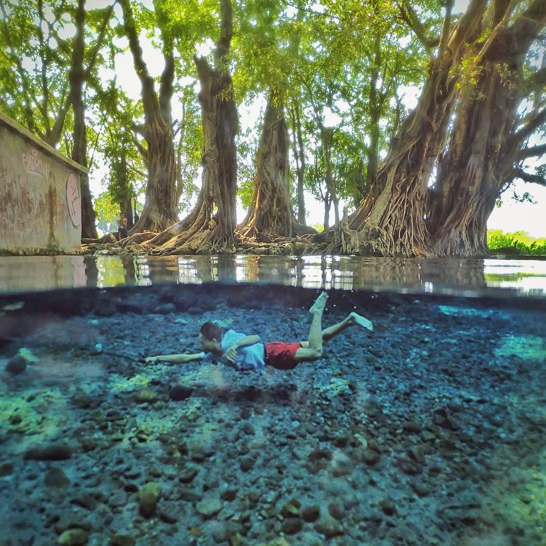 Obyek Wisata Sendang Maren Magelang Jawa Tengah Kab