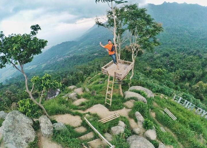 Rute Menuju Punthuk Sukmojoyo Borobudur Magelang Viapendaki Instagram Yudaprawira Sendang
