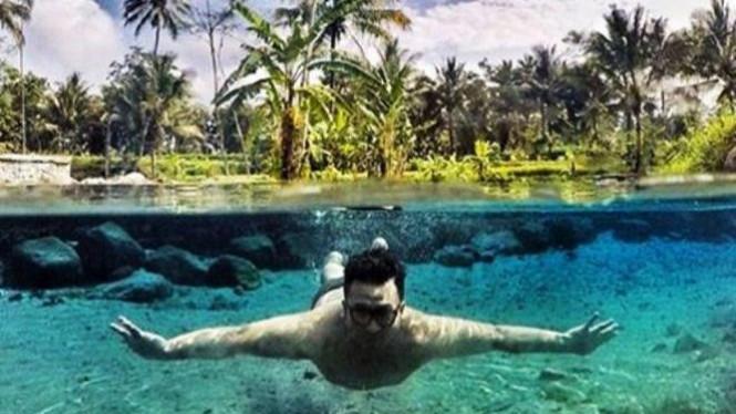 Sendang Mudal Mata Air Kolam Alami Super Jernih Viva Image