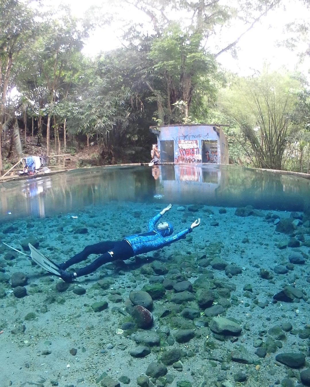 Sendangmaren Hash Tags Deskgram Enjoying Cool Water Sendang Maren Photo