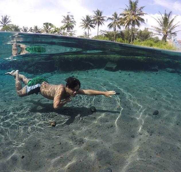 Wisata Magelang Dinas Kebudayaan Pariwisata Jawa Tengah Ngadem Sendang Maren