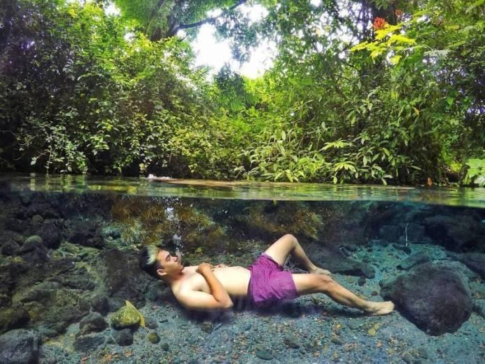 Wisata Underwater Magelang Super Keren Borobudur News Sendang Maren Kab