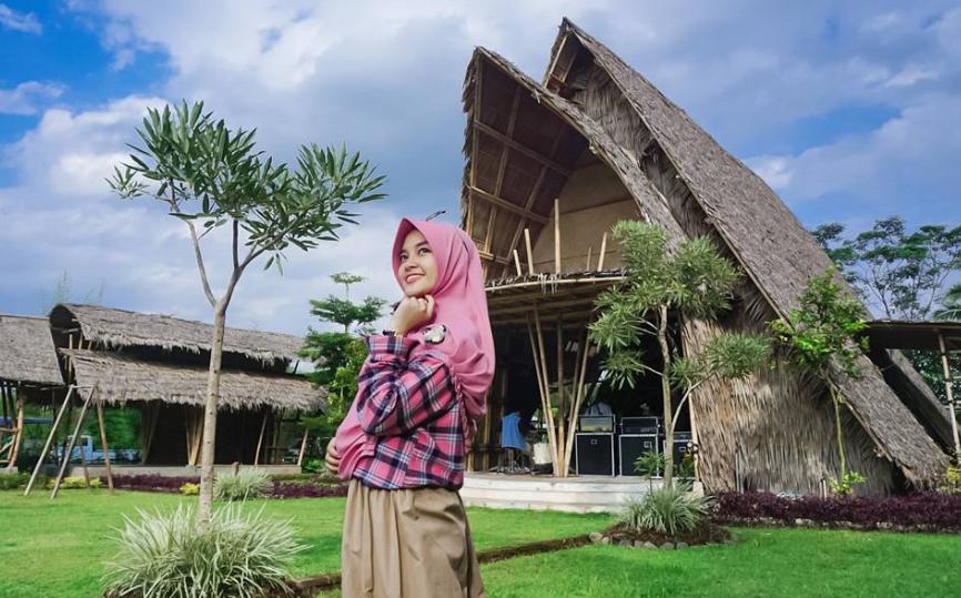 29 Tempat Wisata Magelang Terbaru Hits Dikunjungi Balkondes Wringin Putih