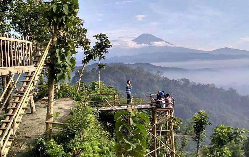29 Tempat Wisata Magelang Terbaru Hits Dikunjungi Punthuk Kendil Taman