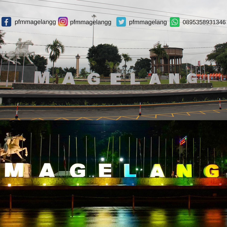 Air Mancur Menari Alun Kota Magelang Pfmmgl99 7 Taman Badakan