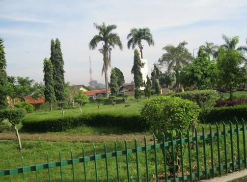 Keindahan Destinasi Wisata Taman Bermain Badakan Potrobangsan Magelang Jawa Tengah