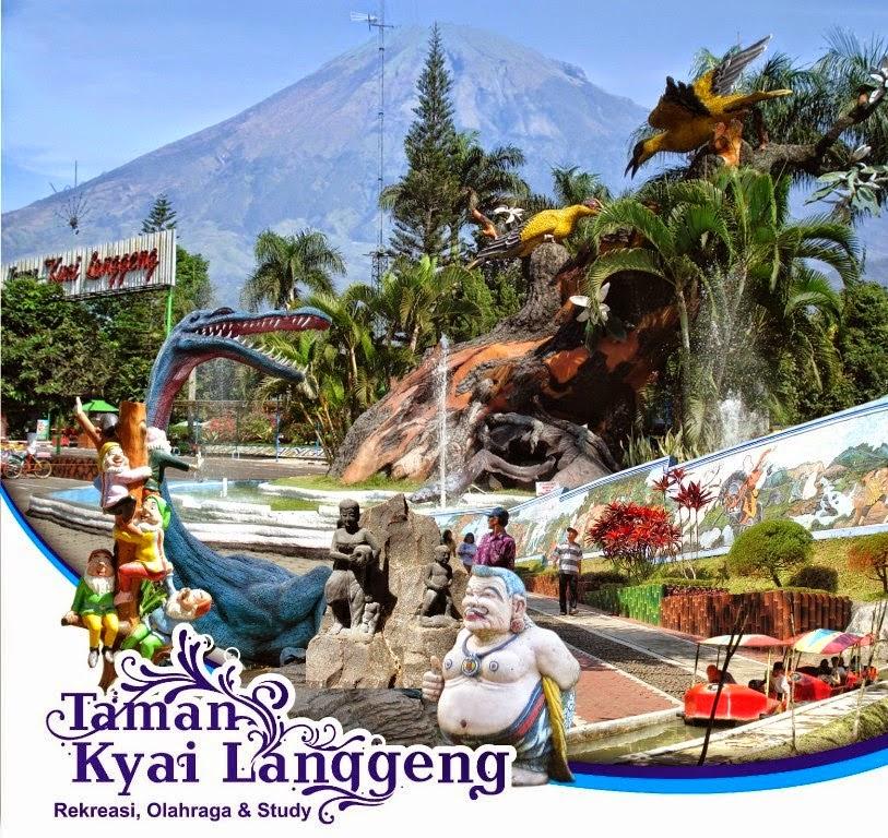 Taman Badakan Kota Magelang Beranda Jogja Istimewa Kyai Langgeng Kab
