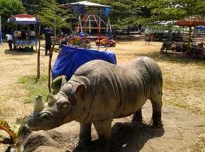 Taman Badakan Kota Magelang Beranda Jogja Istimewa Tempat Rekreasi Terutama