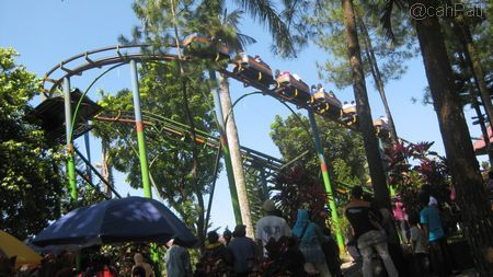Find Destination Taman Kyai Langgeng Magelang Kiai Kab