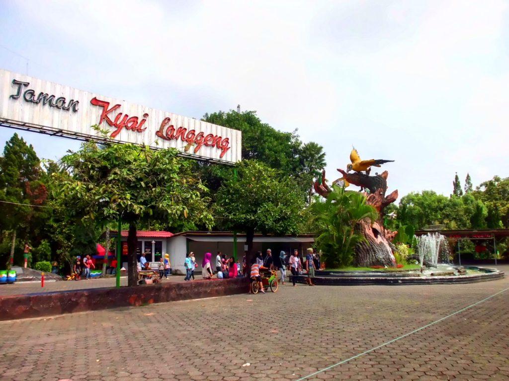 Harga Tiket Masuk Taman Kyai Langgeng Terbaru Juni 2018 Wahana