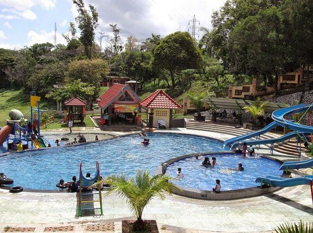 Kolam Renang Kyai Langgeng Magelang Media Pomosi Tempat Wisata Taman