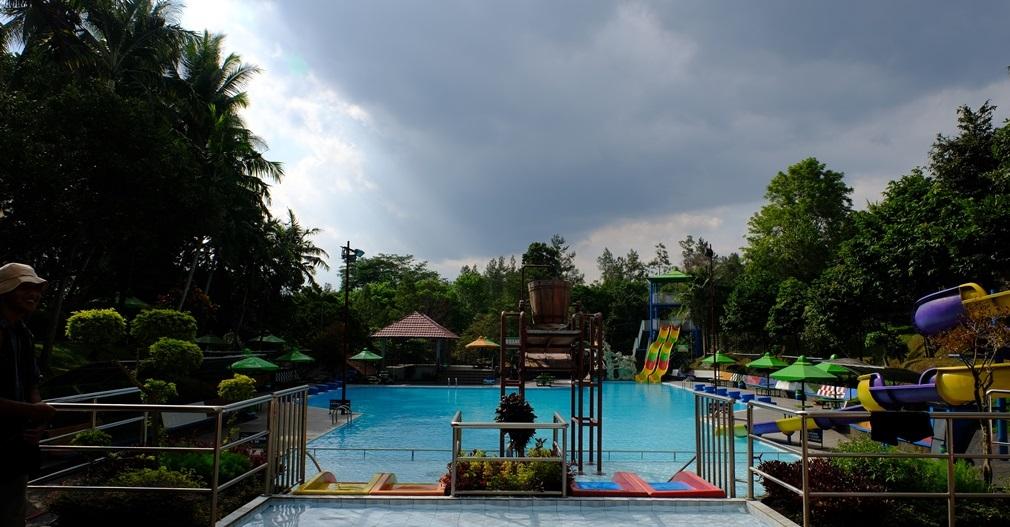 Obyek Wisata Taman Kyai Langgeng Kota Magelang Tambah Wahana Kabarmagelang