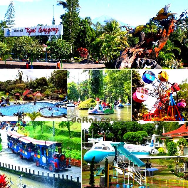 Taman Kyai Langgeng Daftar Magelang Kiai Kab