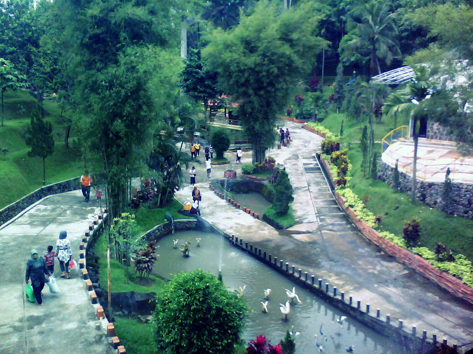 Taman Kyai Langgeng Magelang 3 1001wisata Kiai Kab