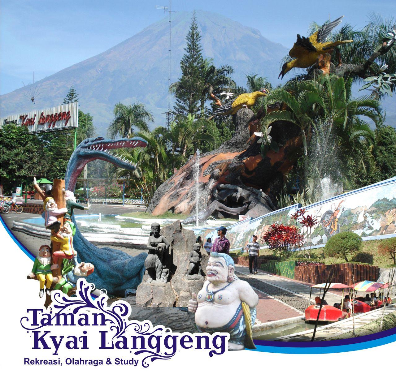 Taman Kyai Langgeng Magelang Jawa Tengah Media Pomosi Tempat Wisata