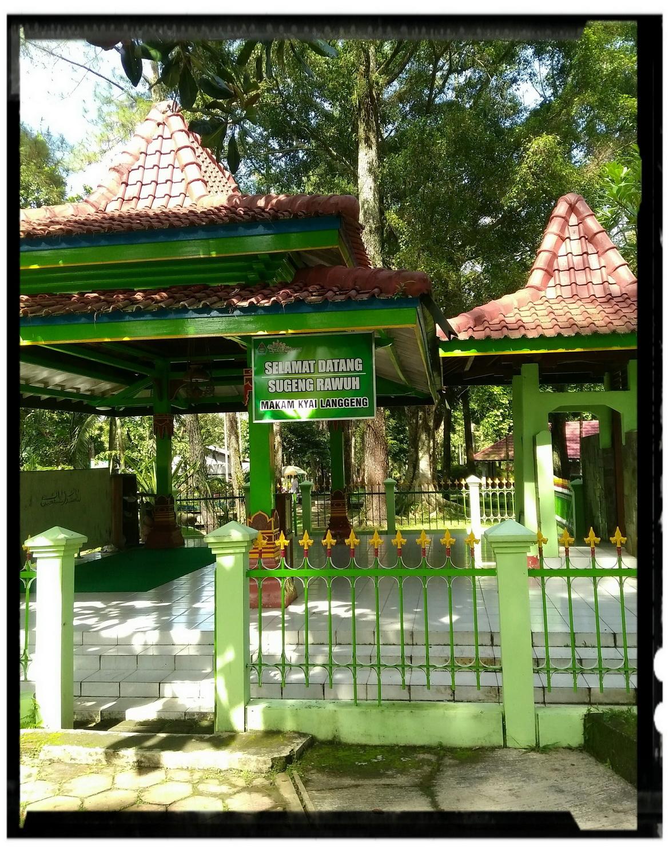 Taman Kyai Langgeng Magelang Kian Bersolek Pejalan Santai Makam Tengah