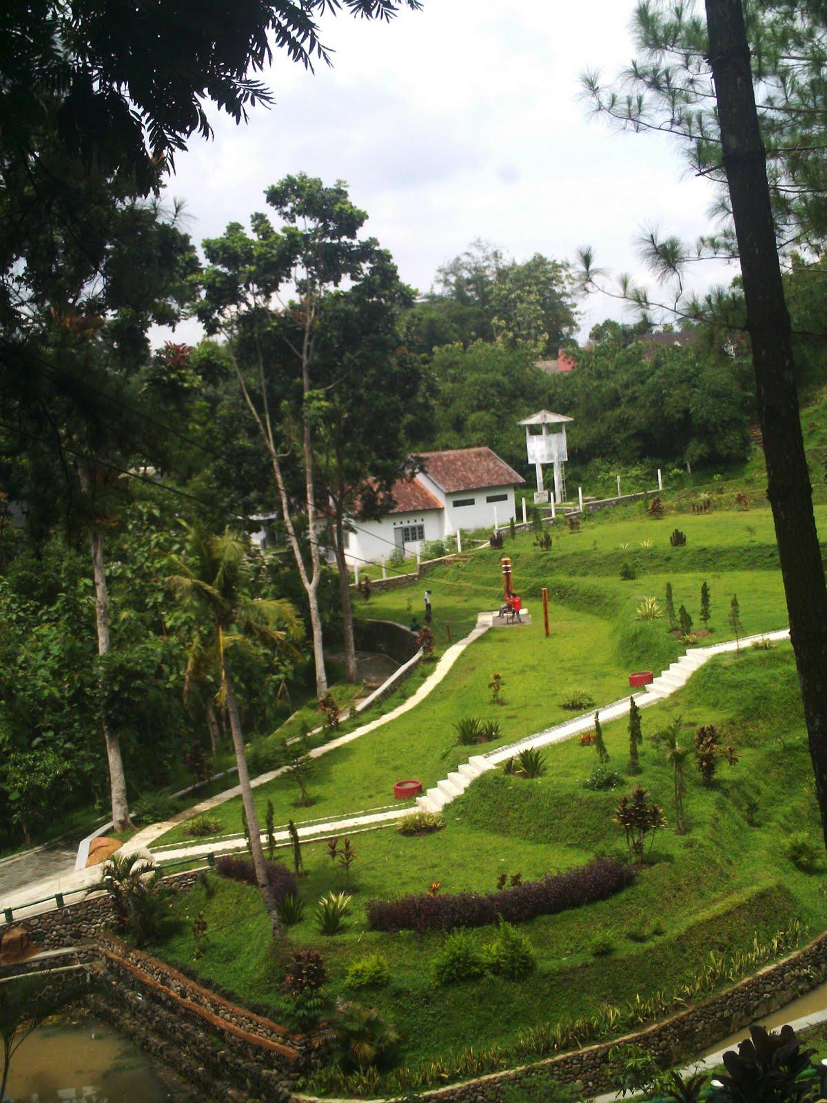 Taman Kyai Langgeng Wisata Yogyakarta Keluarga Suasana Alam Bebas Lengkap