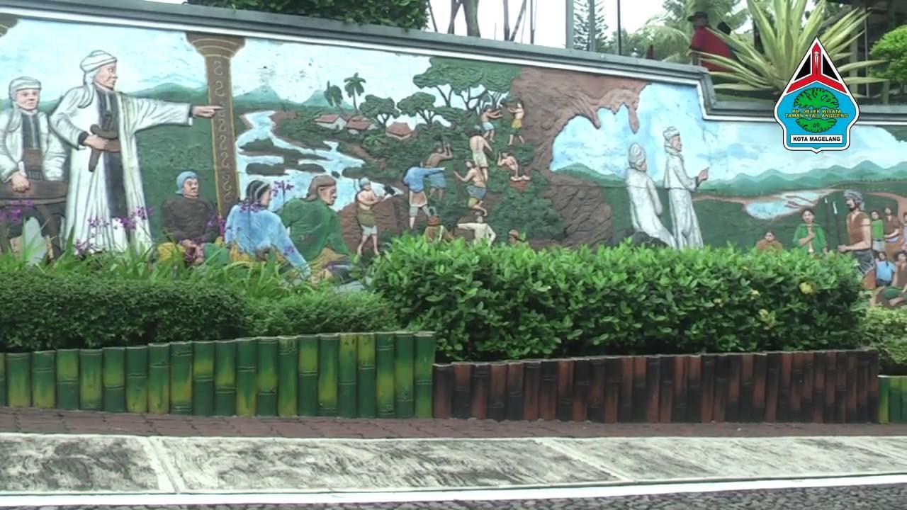 Taman Kyai Langgeng Youtube Kiai Kab Magelang