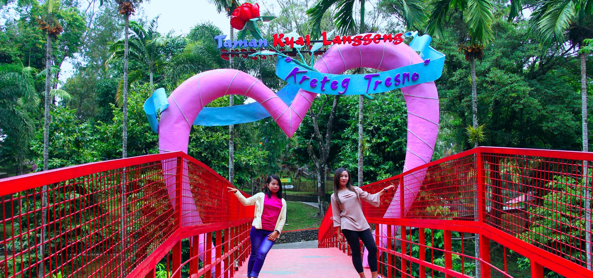 Taman Wisata Kyai Langgeng Kiai Kab Magelang