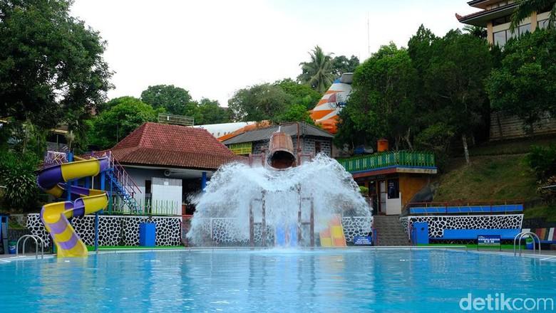Wisata Taman Kyai Langgeng Magelang Tambah Wahana Pertiwi Detiktravel Kiai