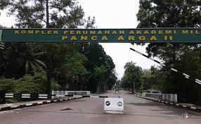 Komplek Perumahan Akademi Militer Panca Arga Gerbang Jpg Wisata Mertoyudan