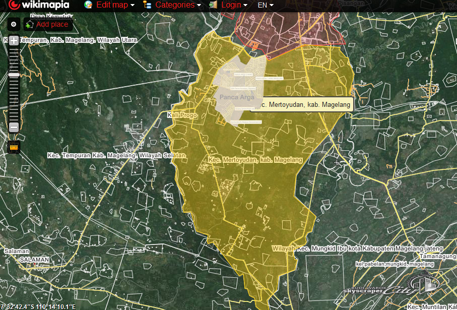 Magelang Pakuning Tanah Jawa Page 85 Skyscrapercity Lebih Detail Terdiri