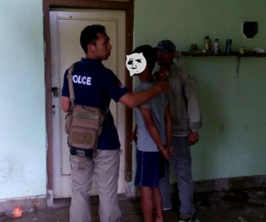 Modus Jadi Pemulung Pencuri Nekad Satroni Rumah Kapten Agus Ditangkap