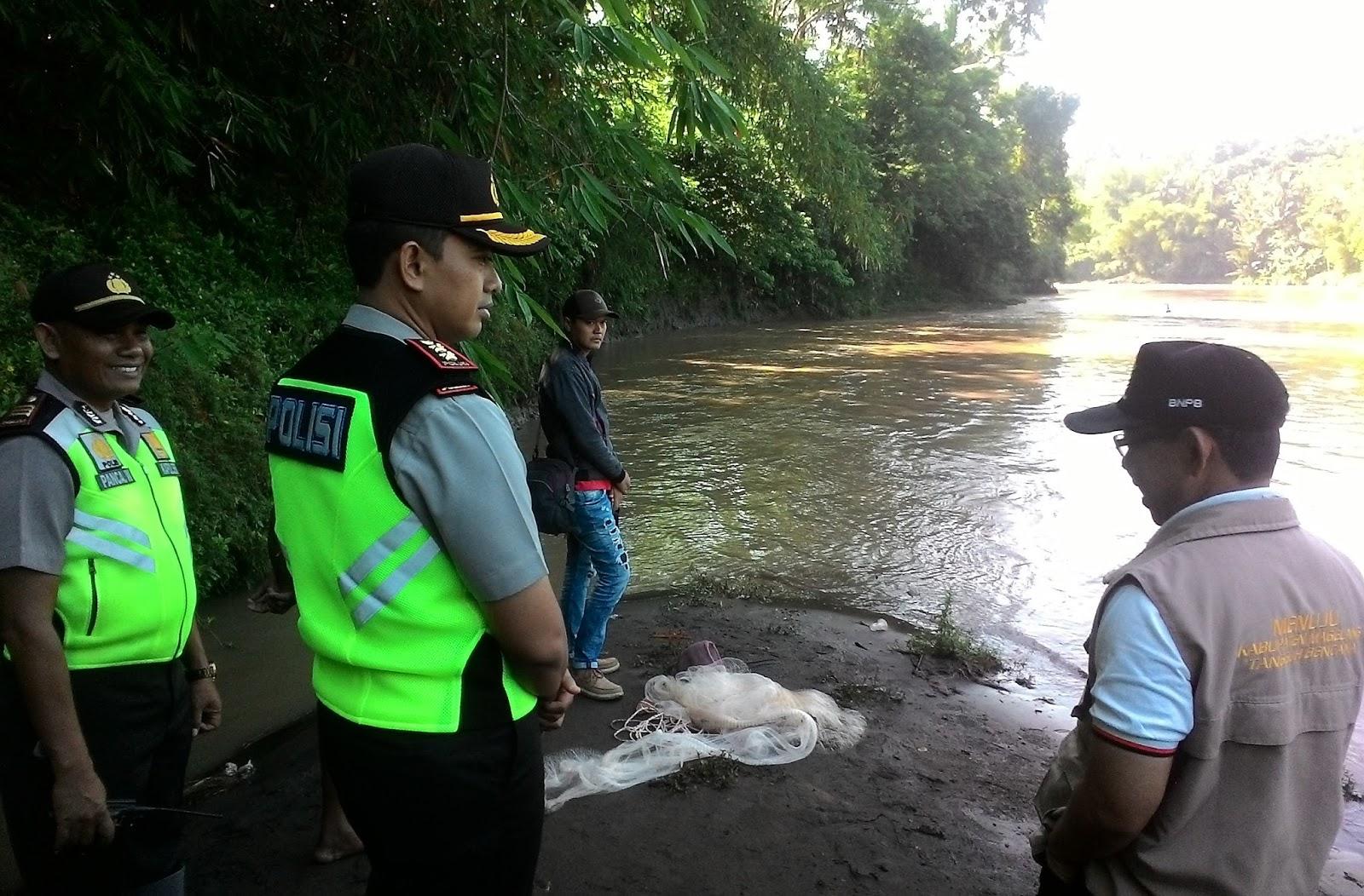 Polres Magelang Terjunkan Tim Penyelam Bantu Pencarian Dua Anak Kapolres