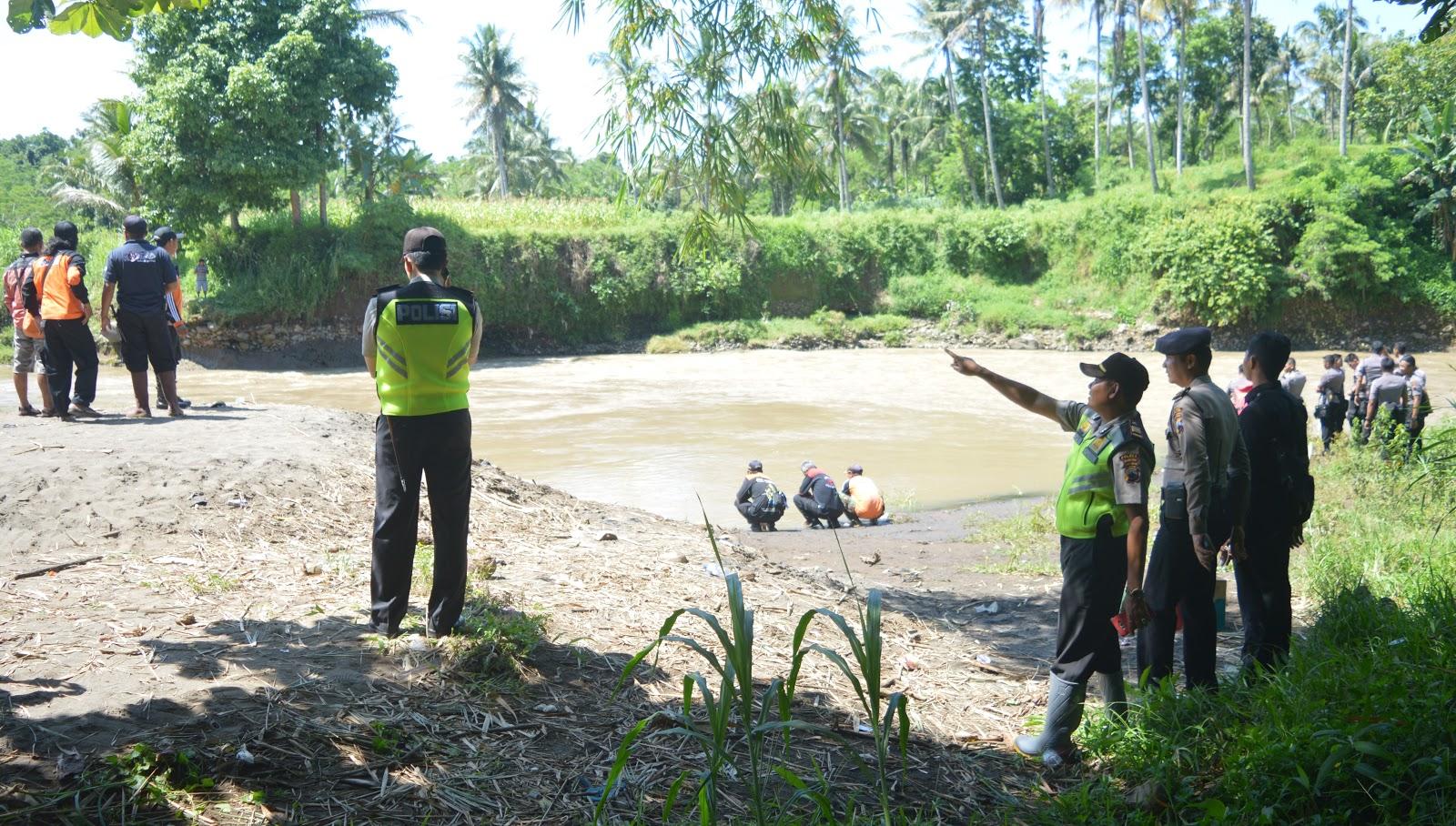 Polres Magelang Terjunkan Tim Penyelam Bantu Pencarian Dua Anak Mertoyudan