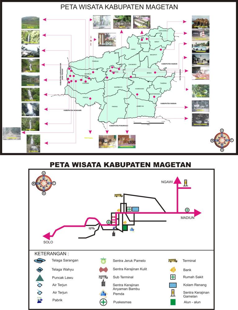 April 2016 Dinas Pariwisata Kebudayaan Kabupaten Magetan Bulan Alun Kab
