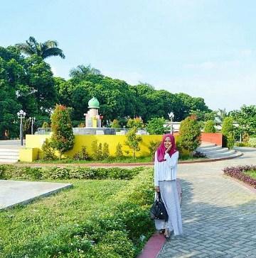 Destinasi Wisata Alun Magetan Jawa Timur Lokasi Berada Tengah Kota