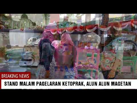 Ketua Pkk Kab Magetan Sambangi Wong Ktm Kuliner Tradisional Alun